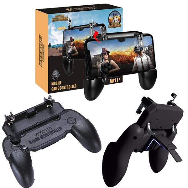 PUBG Mobile Wireless W11+ Gamepad Controller Joystick for iPhone Android